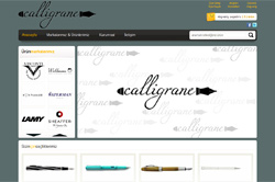 Callligrane-The Pen Shop E-Ticaret Sitesi